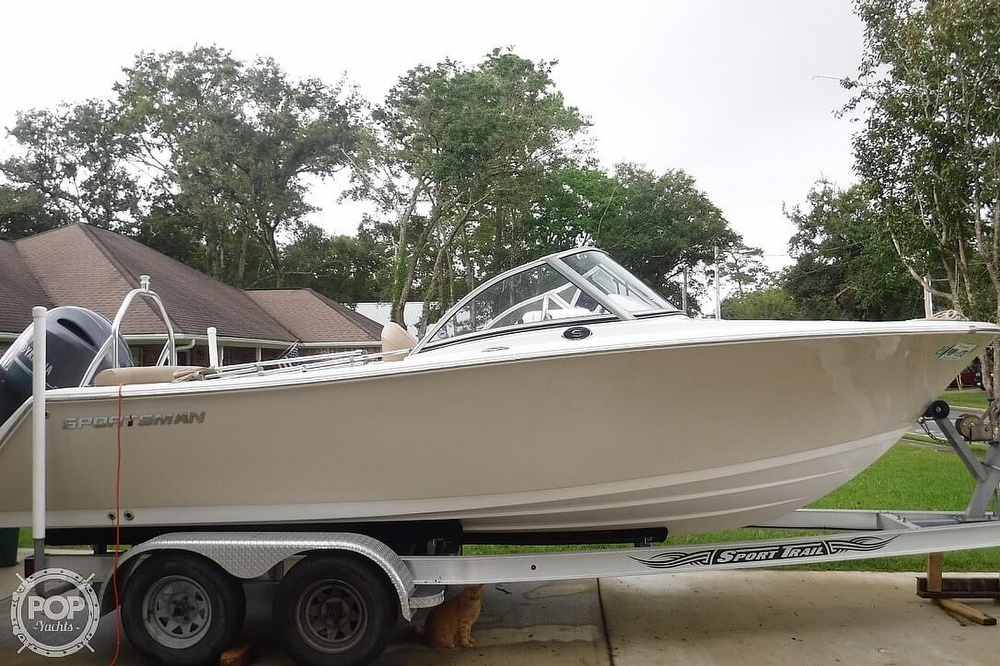 2014 Sportsman Boats boat for sale, model of the boat is Discovery 210 & Image # 3 of 40