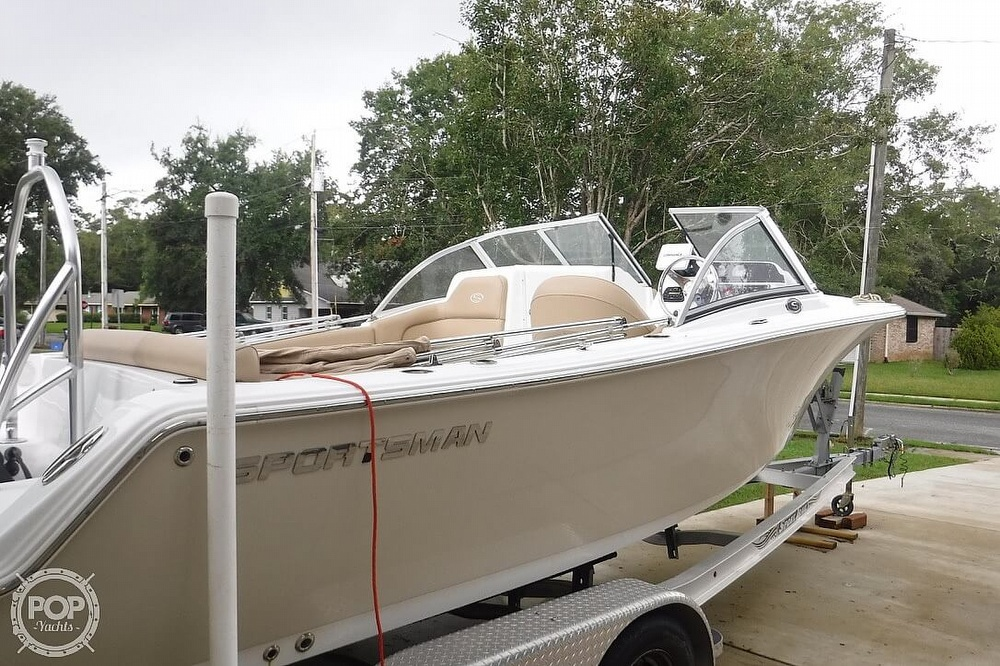 2014 Sportsman Boats boat for sale, model of the boat is Discovery 210 & Image # 4 of 40
