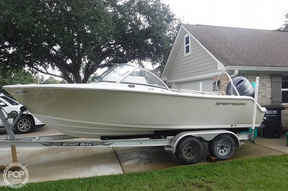 2014 Sportsman Boats boat for sale, model of the boat is Discovery 210 & Image # 7 of 40