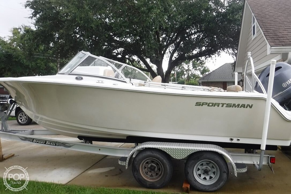 2014 Sportsman Boats boat for sale, model of the boat is Discovery 210 & Image # 8 of 40