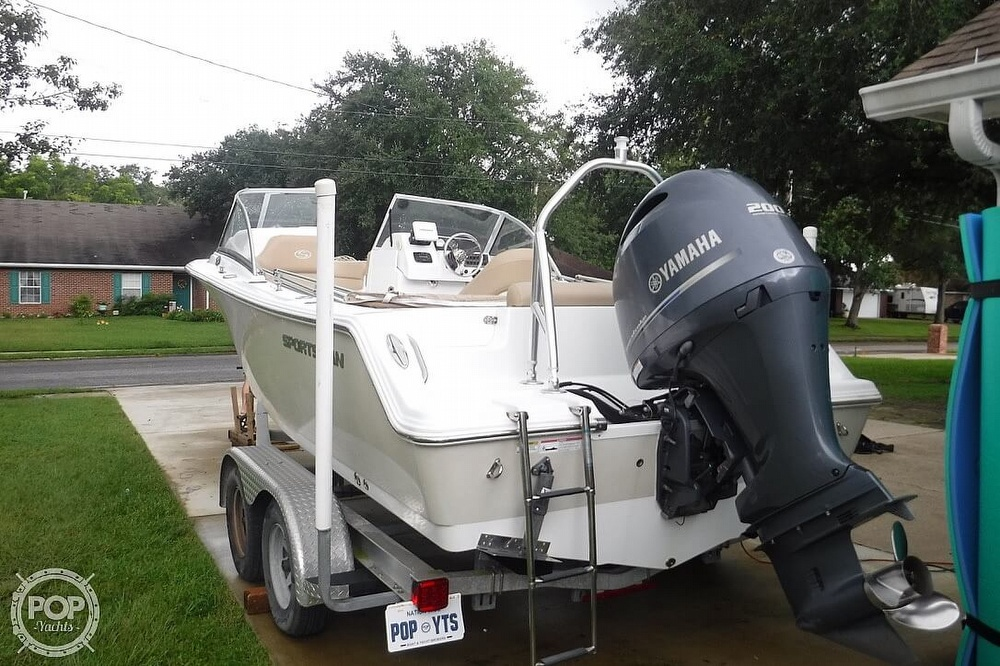 2014 Sportsman Boats boat for sale, model of the boat is Discovery 210 & Image # 9 of 40