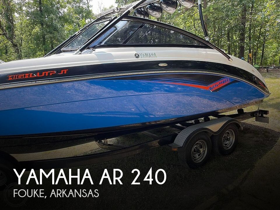 Used Power boats For Sale in Longview, Texas by owner | 2014 Yamaha AR 240