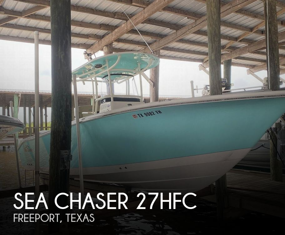 2019 Sea Chaser boat for sale, model of the boat is 27HFC & Image # 1 of 40