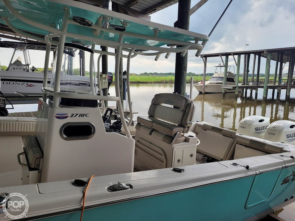 2019 Sea Chaser boat for sale, model of the boat is 27HFC & Image # 8 of 40