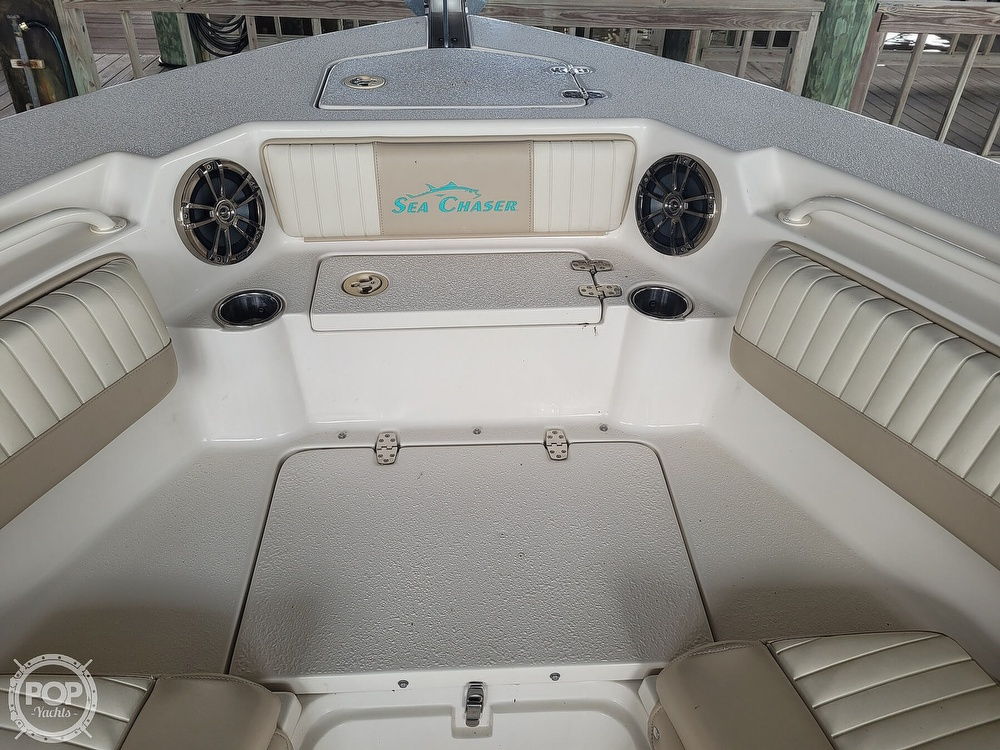 2019 Sea Chaser boat for sale, model of the boat is 27HFC & Image # 36 of 40