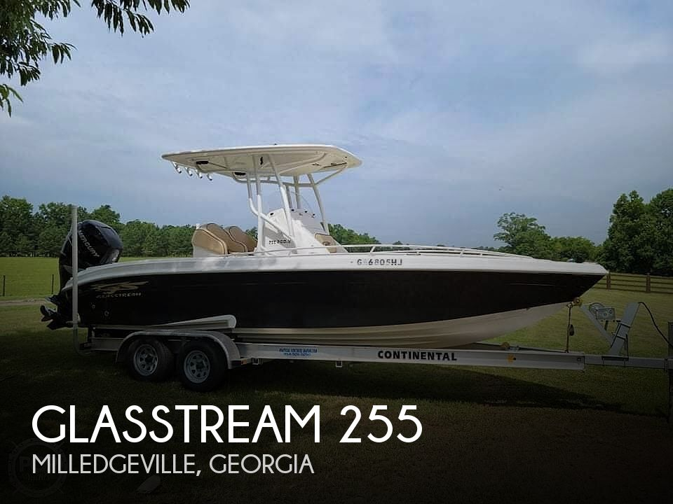 Used Power boats For Sale in Macon, Georgia by owner | 2017 Glasstream 255 Pro Xs