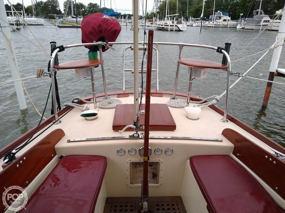 1968 Alberg boat for sale, model of the boat is 30' & Image # 6 of 40