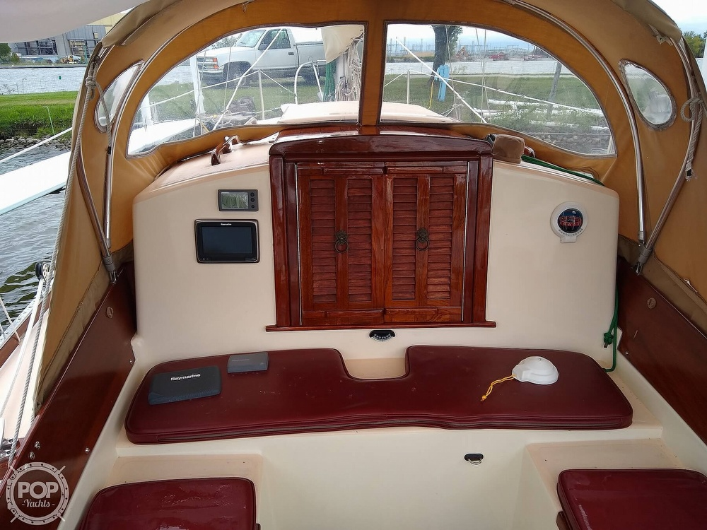 1968 Alberg boat for sale, model of the boat is 30' & Image # 11 of 40