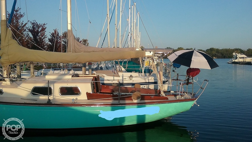 1968 Alberg boat for sale, model of the boat is 30' & Image # 3 of 40