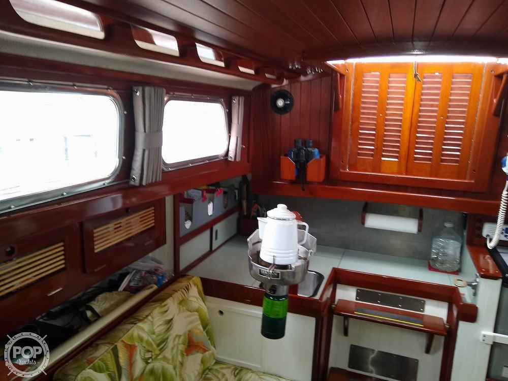 1968 Alberg boat for sale, model of the boat is 30' & Image # 17 of 40