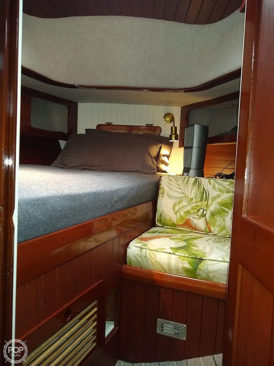1968 Alberg boat for sale, model of the boat is 30' & Image # 28 of 40