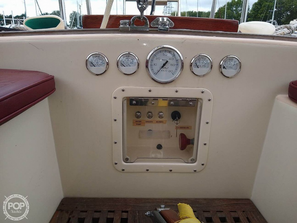 1968 Alberg boat for sale, model of the boat is 30' & Image # 7 of 40