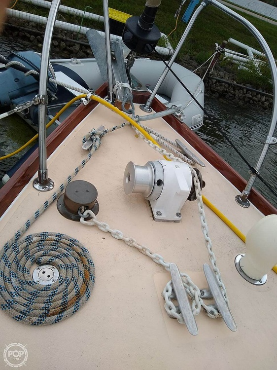 1968 Alberg boat for sale, model of the boat is 30' & Image # 33 of 40