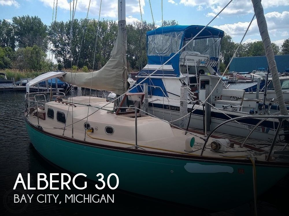1968 Alberg boat for sale, model of the boat is 30' & Image # 1 of 40