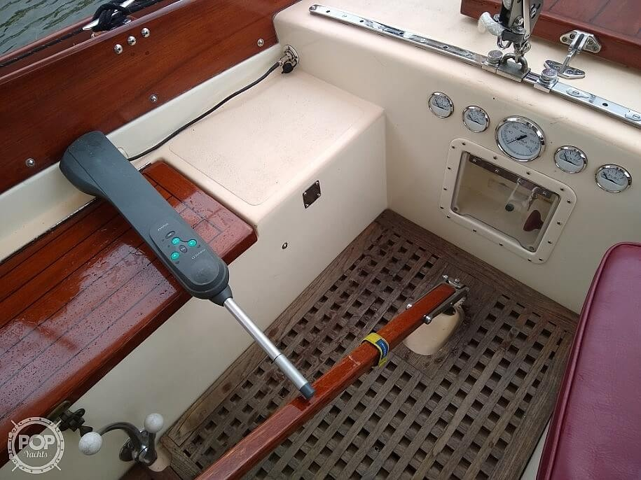 1968 Alberg boat for sale, model of the boat is 30' & Image # 8 of 40