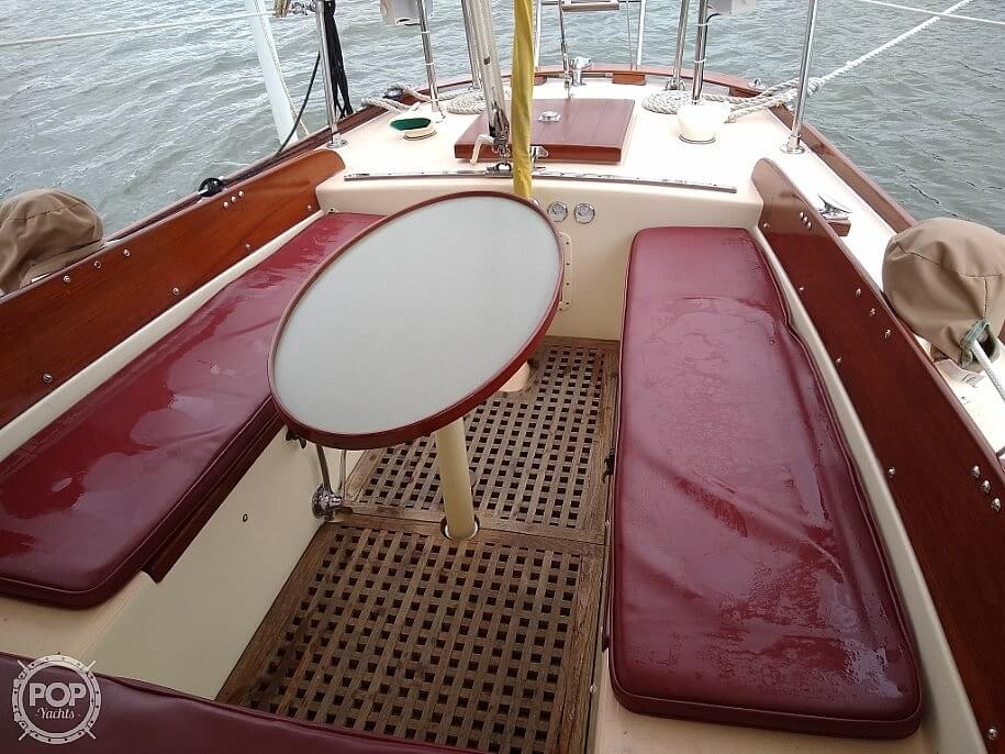 1968 Alberg boat for sale, model of the boat is 30' & Image # 9 of 40