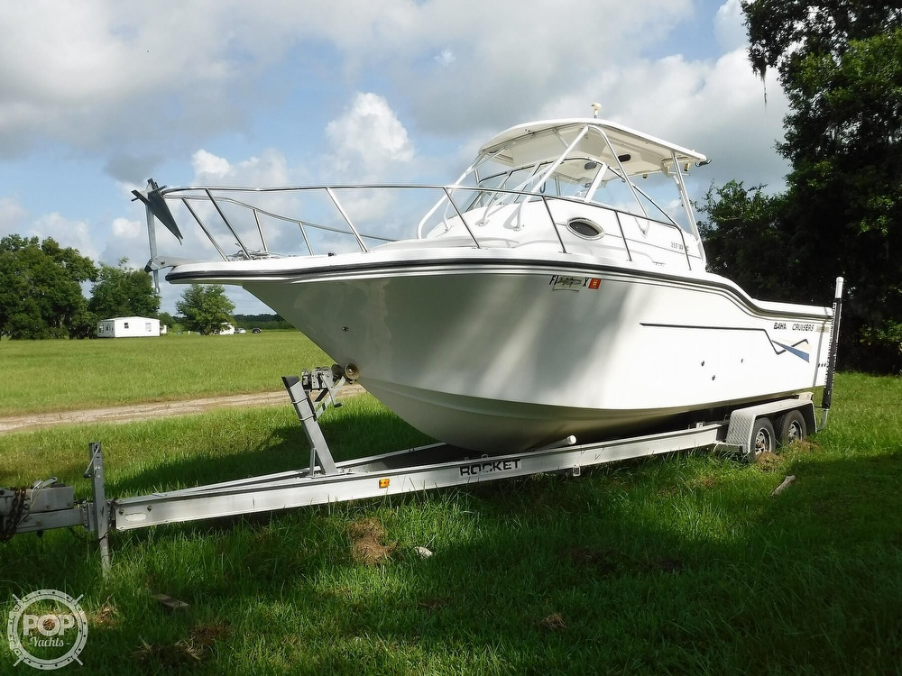 2002 Baha Cruisers boat for sale, model of the boat is 257 WAC & Image # 13 of 40