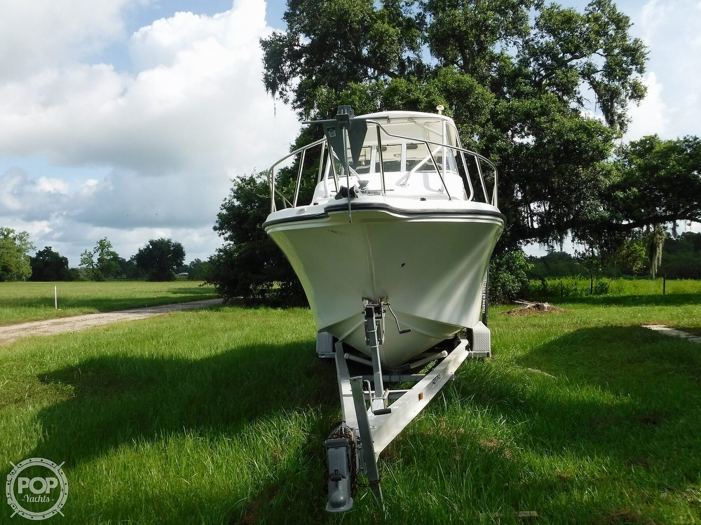 2002 Baha Cruisers boat for sale, model of the boat is 257 WAC & Image # 14 of 40
