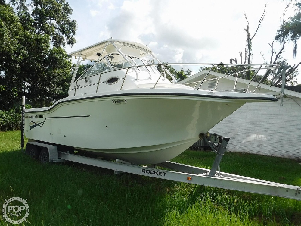 2002 Baha Cruisers boat for sale, model of the boat is 257 WAC & Image # 15 of 40