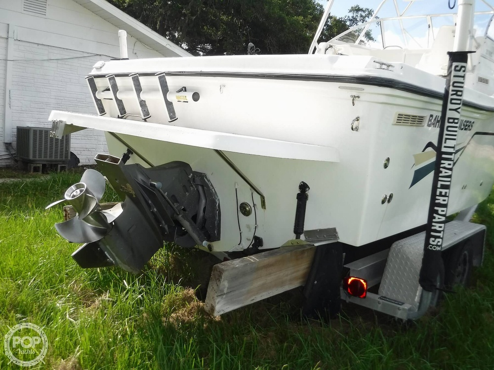 2002 Baha Cruisers boat for sale, model of the boat is 257 WAC & Image # 10 of 40