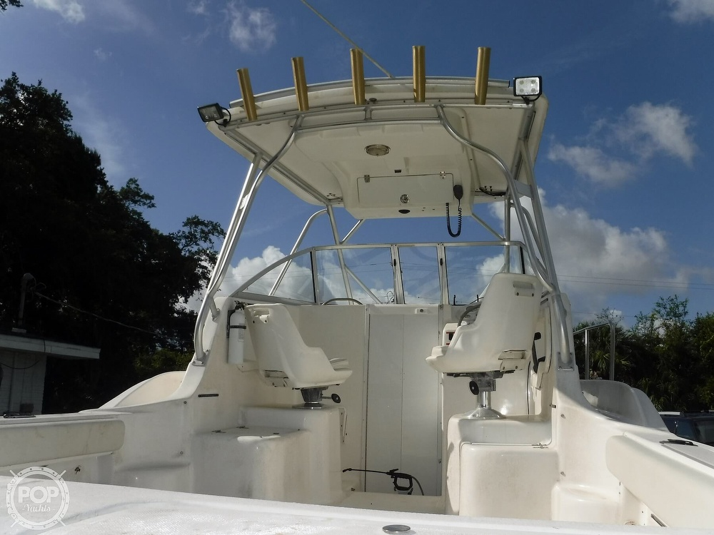 2002 Baha Cruisers boat for sale, model of the boat is 257 WAC & Image # 11 of 40