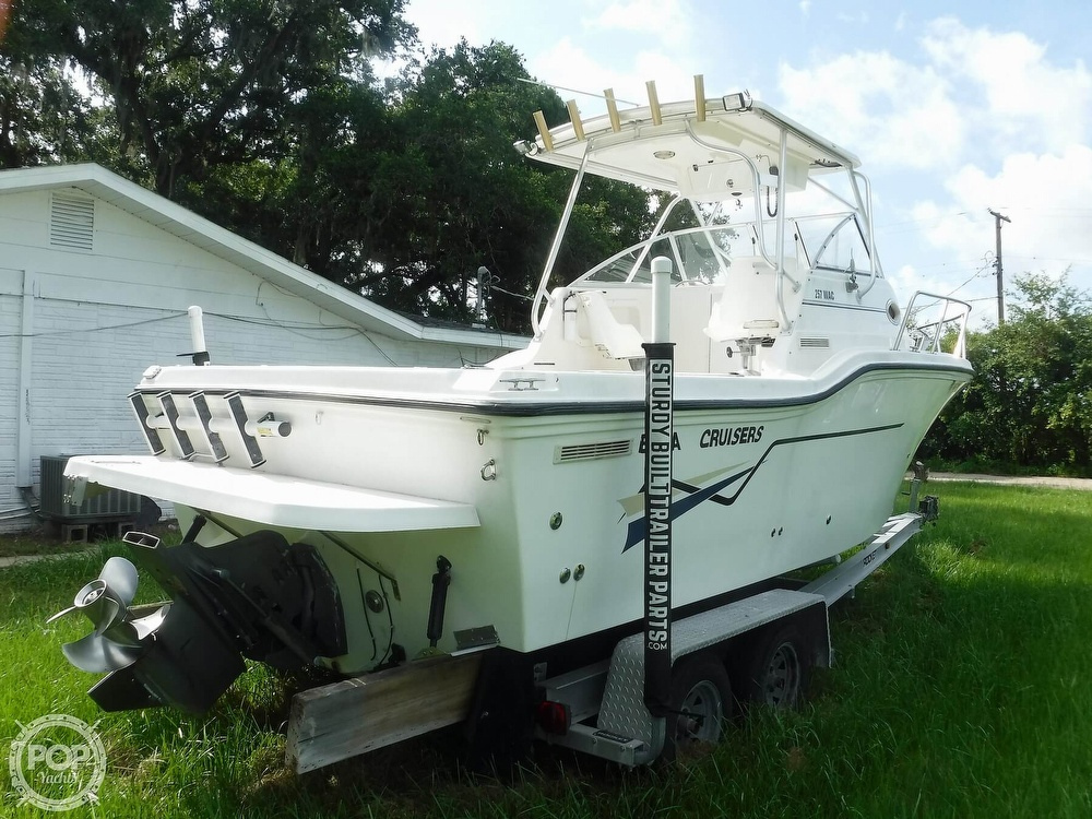 2002 Baha Cruisers boat for sale, model of the boat is 257 WAC & Image # 24 of 40