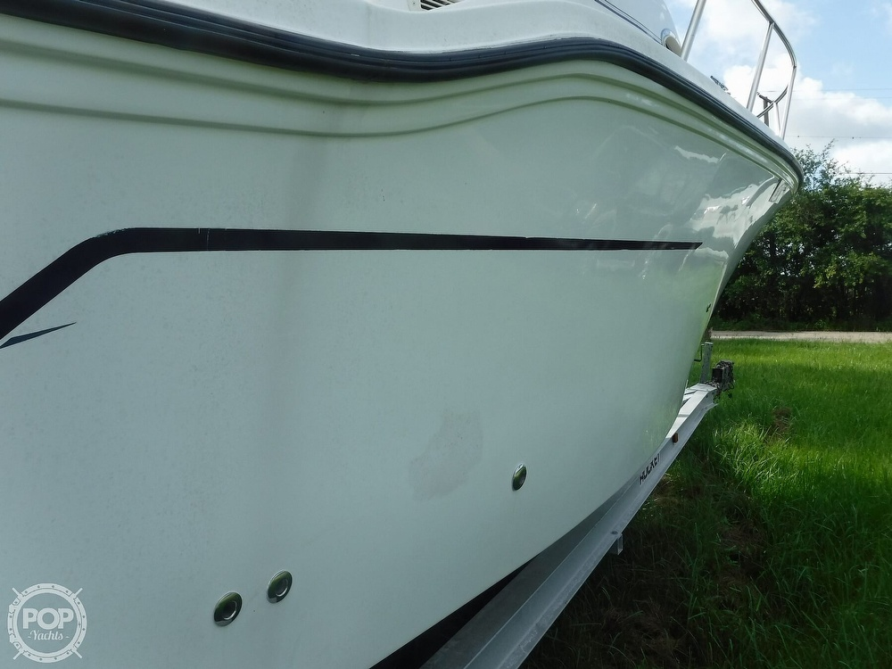 2002 Baha Cruisers boat for sale, model of the boat is 257 WAC & Image # 26 of 40