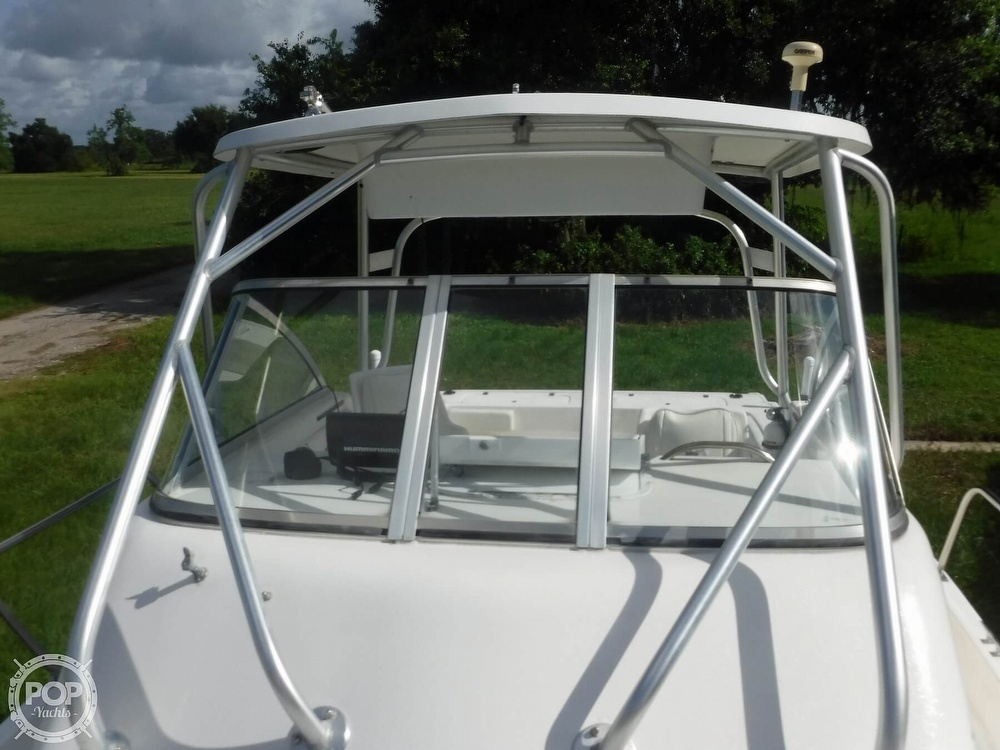 2002 Baha Cruisers boat for sale, model of the boat is 257 WAC & Image # 36 of 40