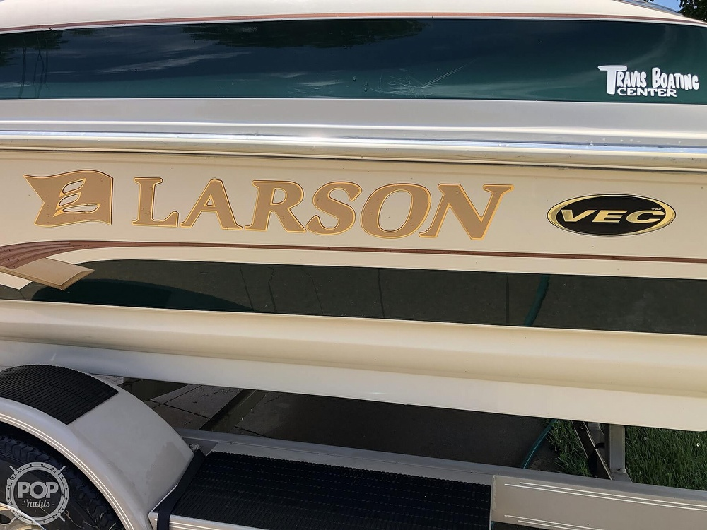 2001 Larson boat for sale, model of the boat is 190 LXI & Image # 12 of 40