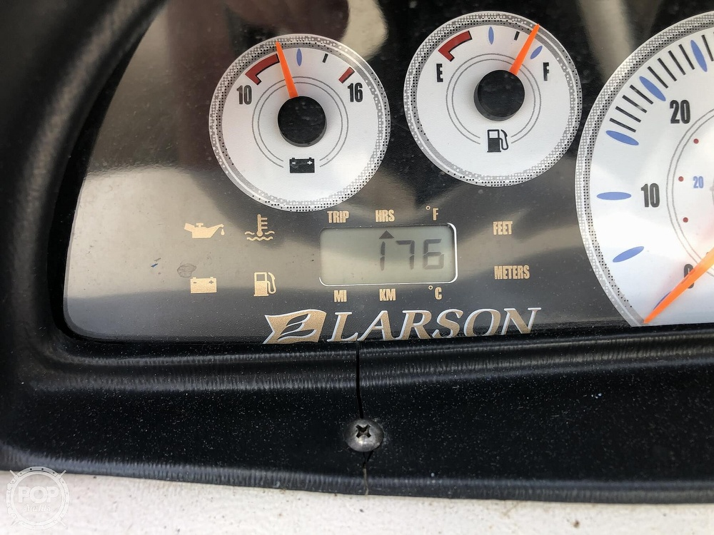 2001 Larson boat for sale, model of the boat is 190 LXI & Image # 40 of 40