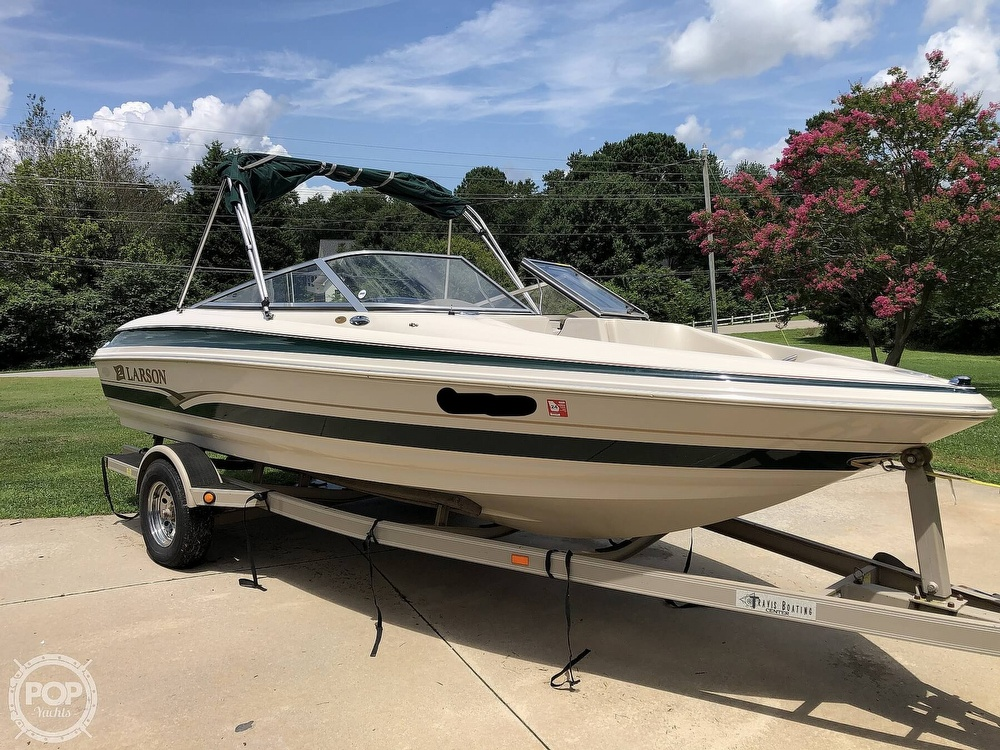 2001 Larson boat for sale, model of the boat is 190 LXI & Image # 4 of 40