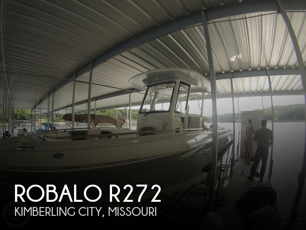 2019 Robalo boat for sale, model of the boat is R272 & Image # 1 of 40