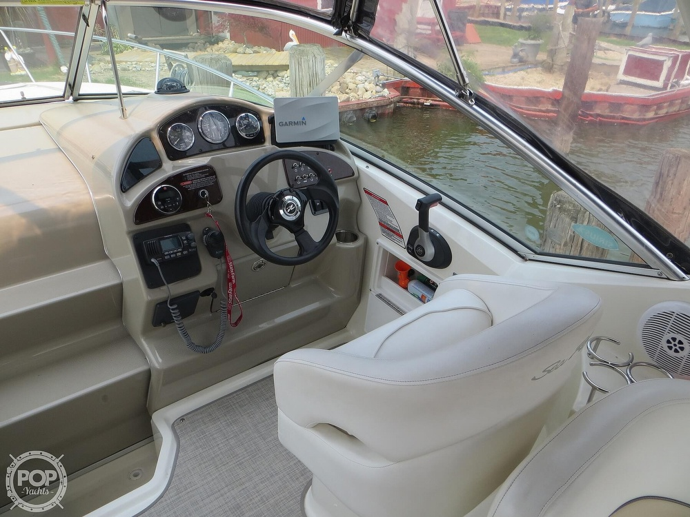 2008 Sea Ray boat for sale, model of the boat is 260 Sundancer & Image # 3 of 40