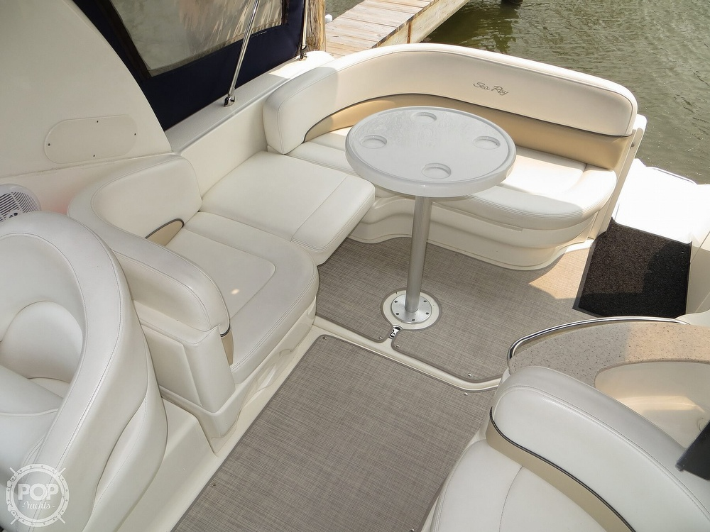 2008 Sea Ray boat for sale, model of the boat is 260 Sundancer & Image # 5 of 40
