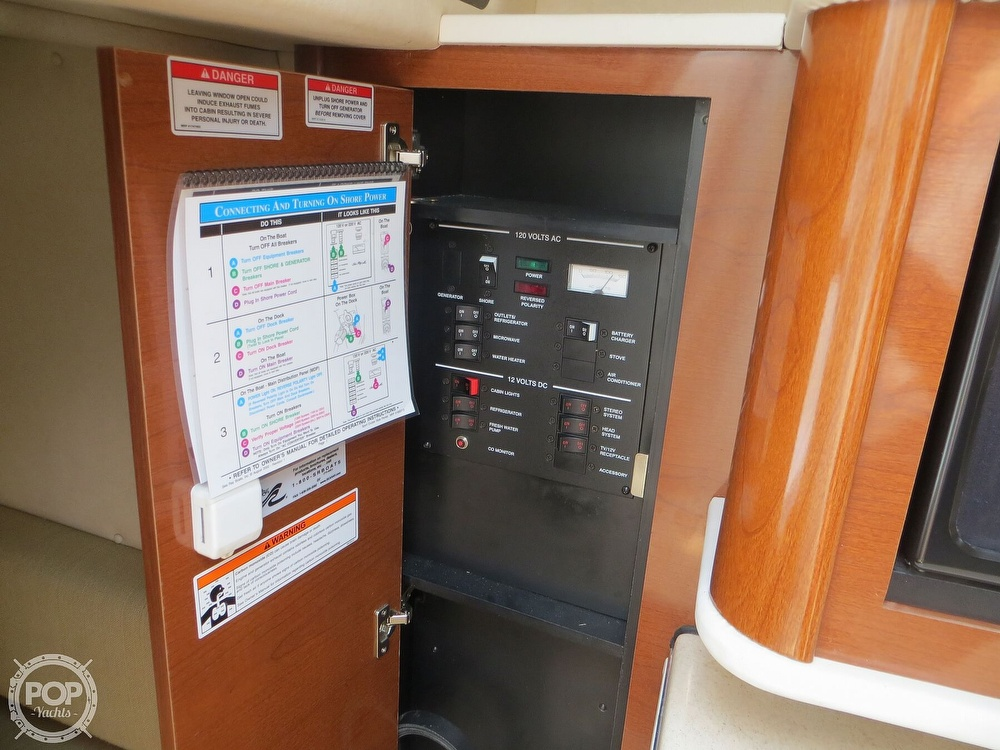 2008 Sea Ray boat for sale, model of the boat is 260 Sundancer & Image # 37 of 40