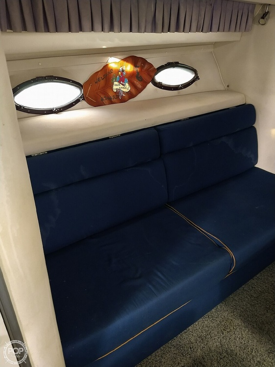 1988 Wellcraft boat for sale, model of the boat is St. Tropez 32 & Image # 10 of 40
