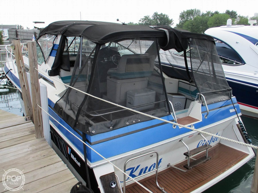 1988 Wellcraft boat for sale, model of the boat is St. Tropez 32 & Image # 14 of 40