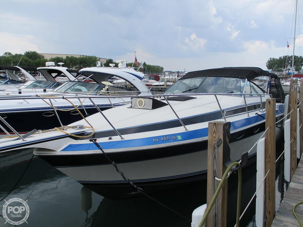 1988 Wellcraft boat for sale, model of the boat is St. Tropez 32 & Image # 16 of 40