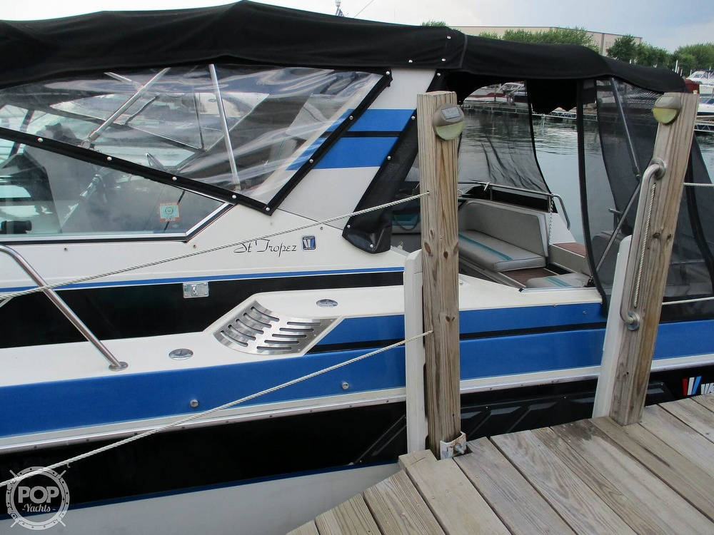 1988 Wellcraft boat for sale, model of the boat is St. Tropez 32 & Image # 23 of 40