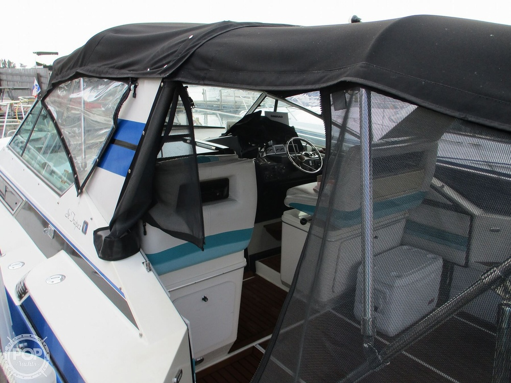 1988 Wellcraft boat for sale, model of the boat is St. Tropez 32 & Image # 26 of 40