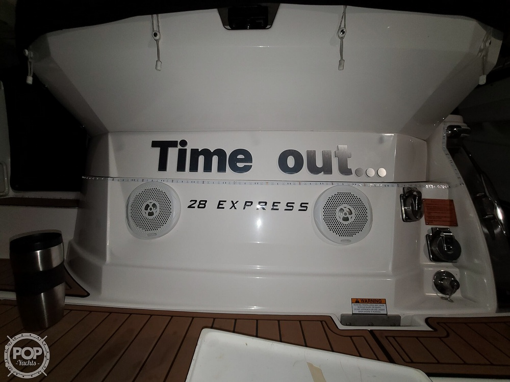 2014 Regal boat for sale, model of the boat is 28 Express & Image # 30 of 40