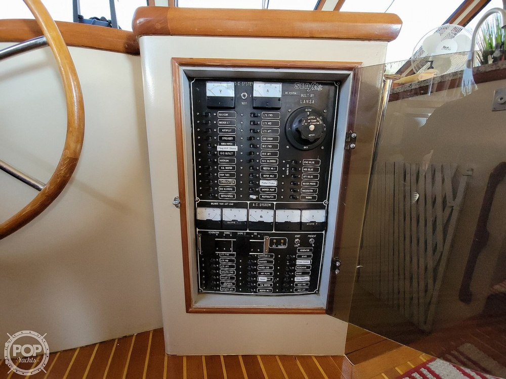1987 Custom boat for sale, model of the boat is 48 & Image # 24 of 40