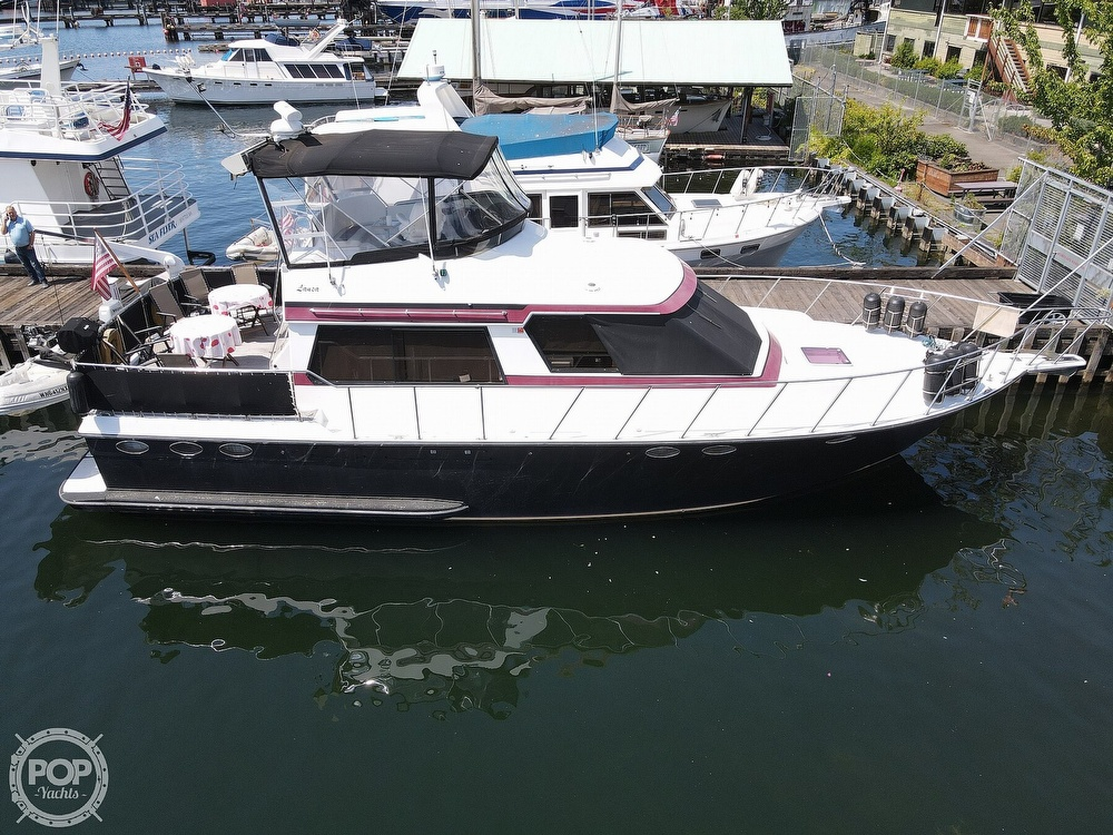 1987 Custom boat for sale, model of the boat is 48 & Image # 2 of 40