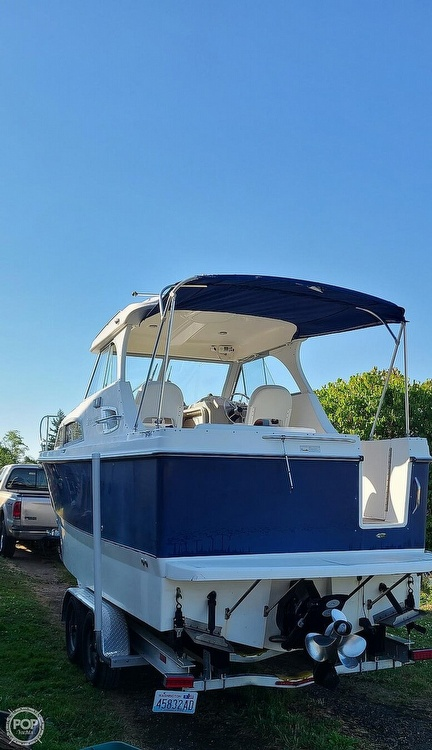 2007 Bayliner boat for sale, model of the boat is Discovery 246 & Image # 6 of 40