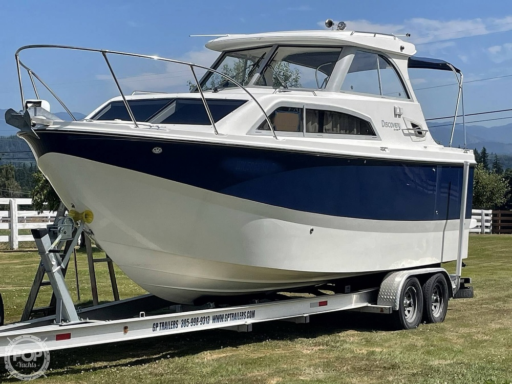 2007 Bayliner boat for sale, model of the boat is Discovery 246 & Image # 9 of 40