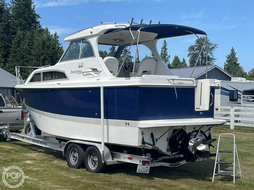 2007 Bayliner boat for sale, model of the boat is Discovery 246 & Image # 13 of 40