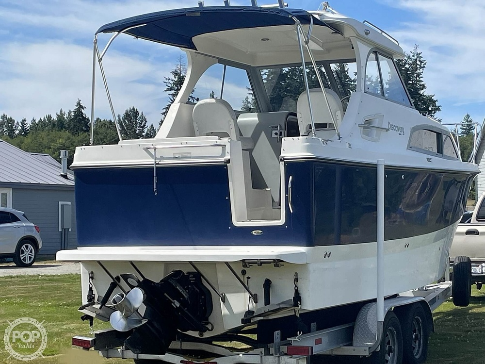2007 Bayliner boat for sale, model of the boat is Discovery 246 & Image # 15 of 40