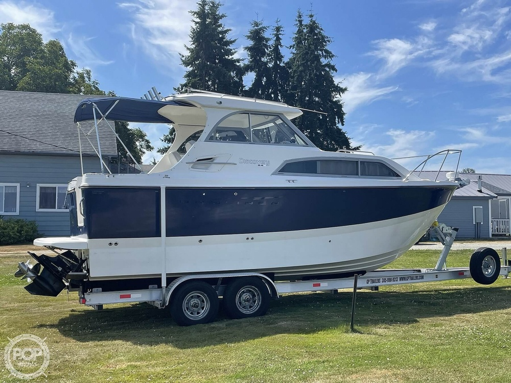 2007 Bayliner boat for sale, model of the boat is Discovery 246 & Image # 17 of 40