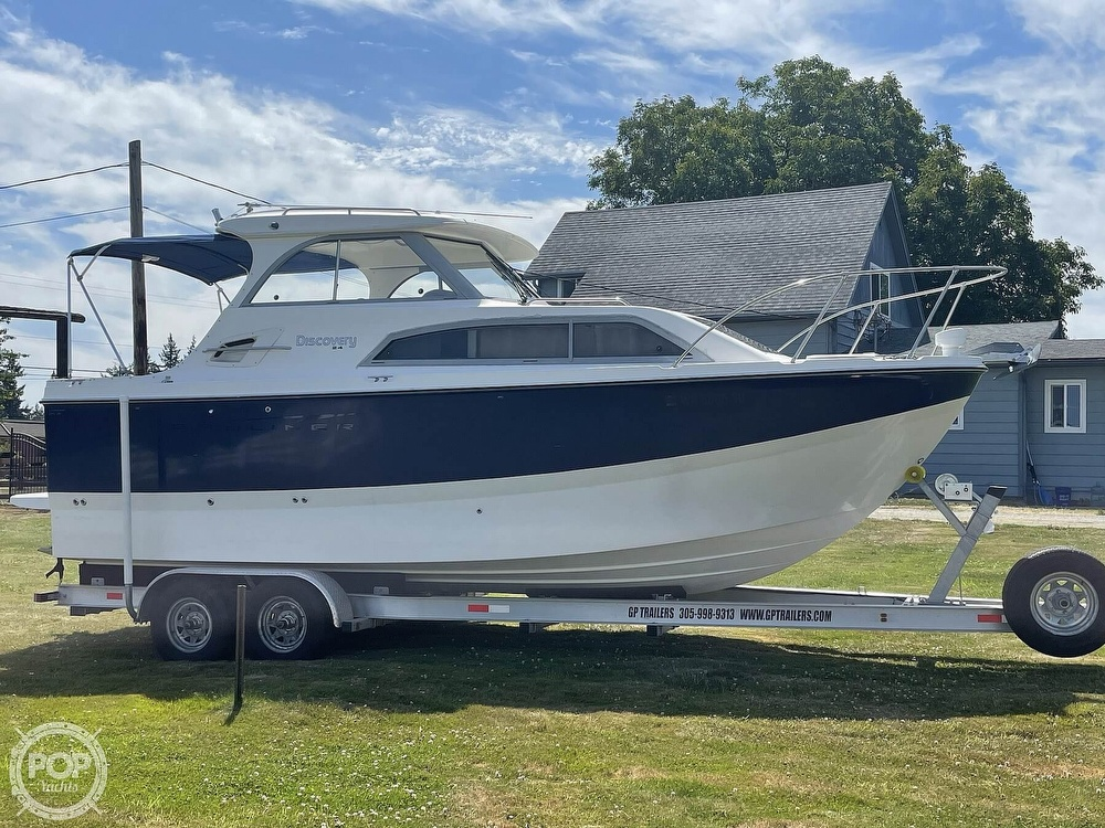 2007 Bayliner boat for sale, model of the boat is Discovery 246 & Image # 19 of 40