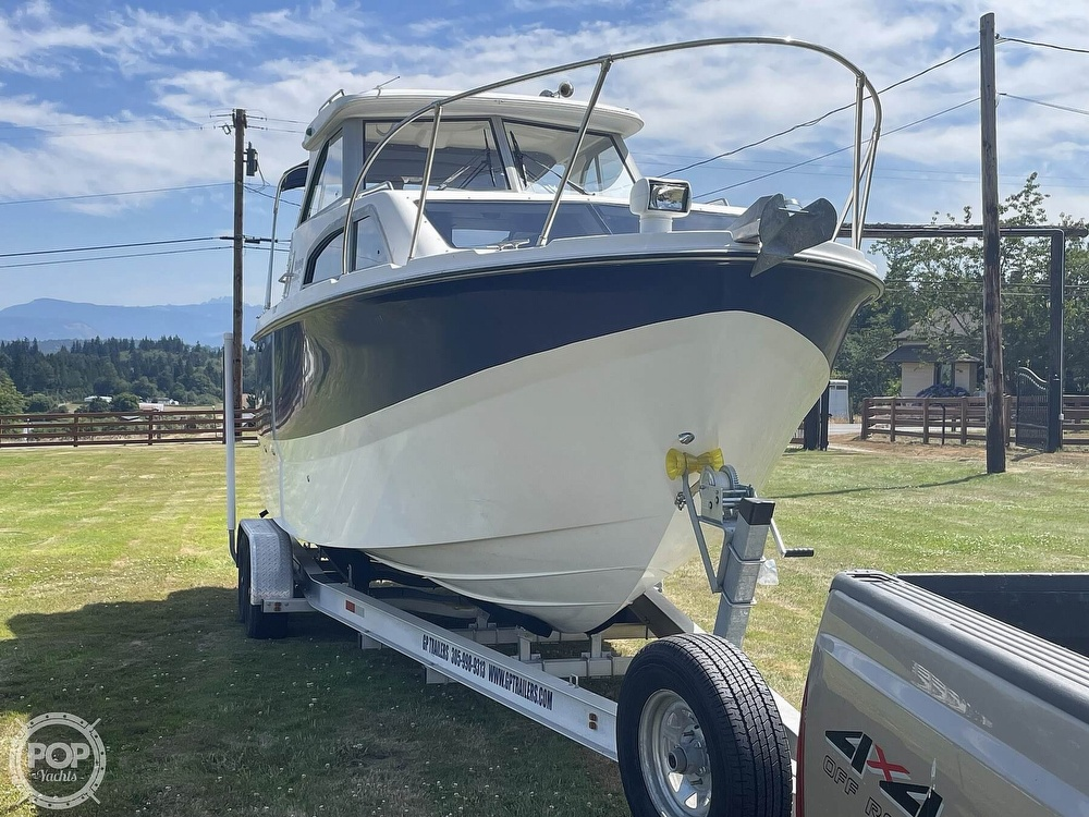 2007 Bayliner boat for sale, model of the boat is Discovery 246 & Image # 22 of 40